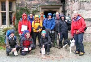 Mountain Leader Training Wastwater YHA